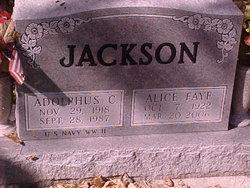 Alice Faye Jackson