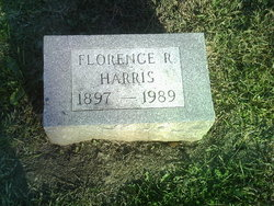 Florence R <i>Beatty</i> Harris