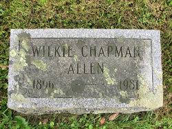 Wilkie Chapman Allen