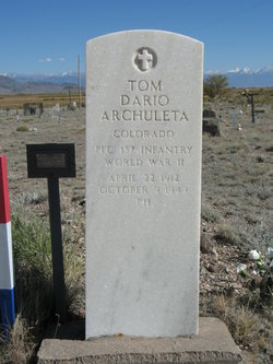 Tom Dario Archuleta