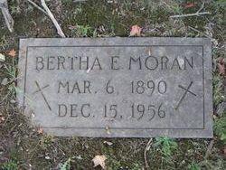 Bertha E. Moran