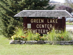Green Lake Center Cemetery