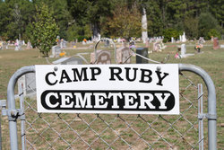Camp Ruby Cemetery
