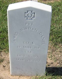 James Jordan Daniel
