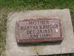 Martha B. <i>Knapp</i> Briggs