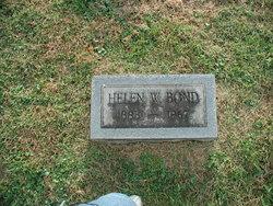 Helen Whitaker Jackie Bond