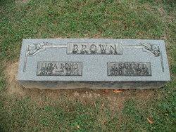 Lura <i>Bond</i> Brown