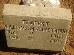 Tempest <i>Williamson</i> Armstrong