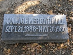 Col Joe Meredith Hill