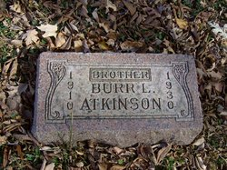 Burr L Atkinson