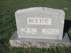 Eva E. <i>Craft</i> Blythe