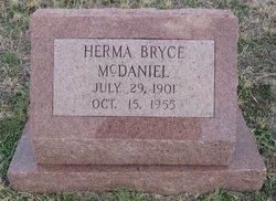 Herma Bryce McDANIEL