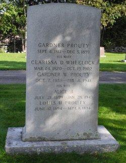 Gardner Prouty