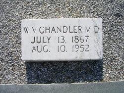 Dr William Vance Chandler