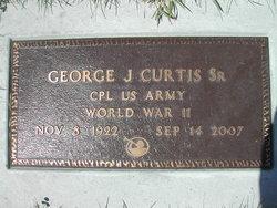 George J. Curtis, Sr