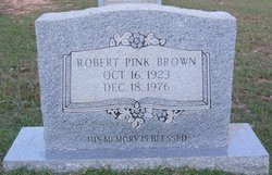 Robert Pink Brown