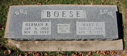 Herman Robert Boese