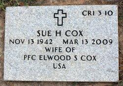 Sue <i>Hubbard</i> Cox