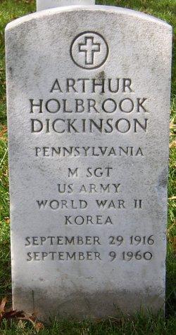 Arthur Holbrook Dickinson