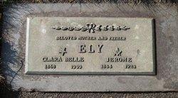Clara Belle Ely