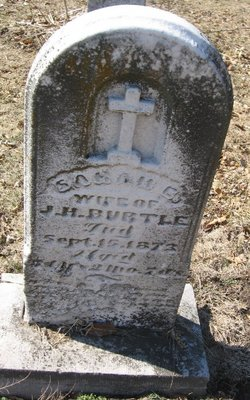 Sarah Elizabeth <i>Gatton</i> Burtle