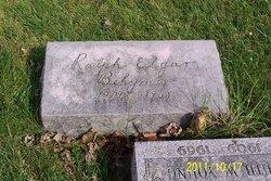 Ralph Edgar Behymer
