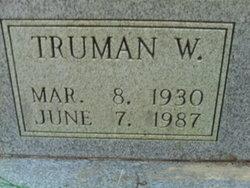 Truman W Brown