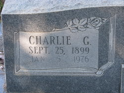 Charlie G Mims