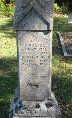 George Estley Burger