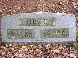 Bernard Ulysses Corson