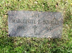 Marguerite Frances <i>Klopp</i> Bowman