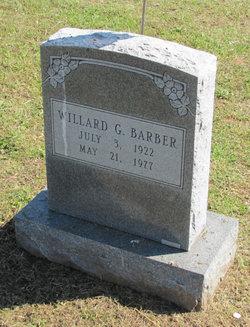 Willard G. Barber