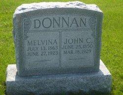 Melvina <i>Fenton</i> Donnan