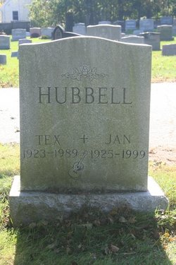 Thelma Jan <i>Butler</i> Hubbell