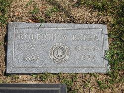 Roleigh Washington Baker