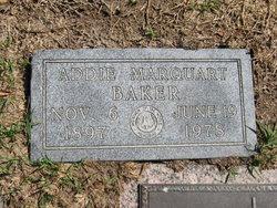 Addie Mae <i>Marquart</i> Baker