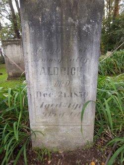 Harriet Aldrich