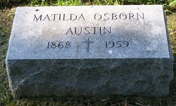 Matilda <i>Murphy</i> Austin