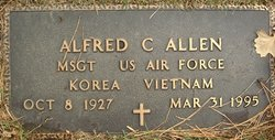 Alfred C Allen