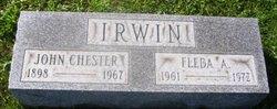 Fleda Arlene <i>Buterbaugh</i> Irwin