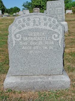 George Barnacastle