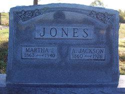 Andrew Jackson Jackson Jones