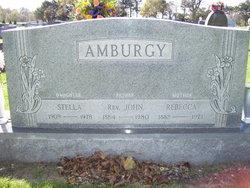 Rev John Amburgy