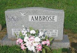 George Dewey Ambrose