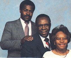 Rev Earl Roundtree