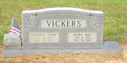 Dora Mae Vickers
