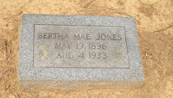 Bertha Mae Jones