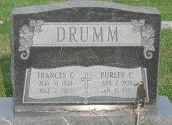 Frances C <i>Eckman</i> Drumm