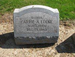 Carrie A. Fouke