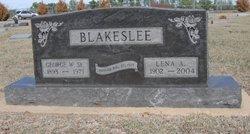 Lena A. Blakeslee